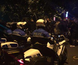 الشرطة الفرنسية تحاصر المهاجم الثاني في اعتداء الشانزلزيه بجراج سيارات