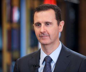 الأسد: أمريكا سترحل عن سوريا وسنستعيد مناطق تحت سيطرة قوات سوريا الديمقراطية