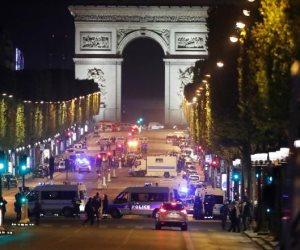 مسيرات في باريس على خلفية هجوم الشانزليزيه