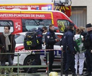المشتبه به في «حادث باريس» يسلم نفسه إلى الشرطة