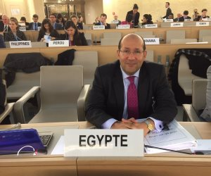 سفير مصر لدى روما: علاقتنا مع إيطاليا تشهد تقدما كبيرا