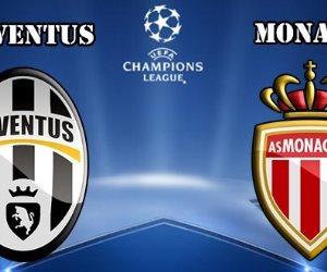 15 دقيقة.. التعادل السلبي يسيطر على مباراة موناكو ويوفنتوس