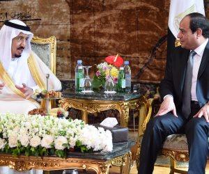 وزير الخارجية السعودي: الشكوك التي طرحت عن العلاقات المصرية السعودية غير صحيحة