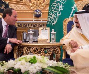 «الإخبارية»: بدء المباحثات الرسمية بين مصر والسعودية
