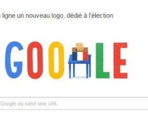 تضامناً مع الانتخابات الفرنسية.. «جوجل فرنسا» تغير شعارها