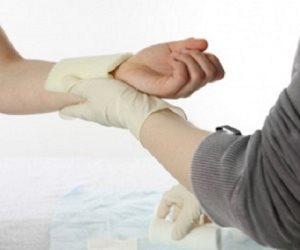 ضمادة ذكية تحدد أنسب طريقة لعلاج الجروح باستخدام الجيل الخامس