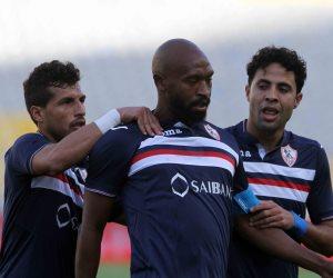4 مشاهد في فوز الزمالك علي المصري البورسعيدي (فيديو)