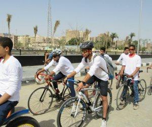 رئيس حي مصر الجديدة: إنشاء 5 مواقف «ركن دراجات» قريبة من المترو