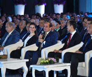بيان 3 يوليو والبرنامج الرئاسي لتأهيل الشباب.. مصر رفعت شعار الدولة الشابة