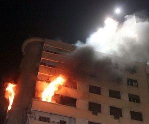 نيابة حلوان تصرح بدفن جثتي طفلين لقيا مصرعهما في حريق سقة سكنية