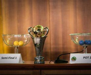 الفرق المصرية تتعرف على منافسيها.. نتيجة قرعة دور الـ32 مكرر بالكونفدرالية الإفريقية