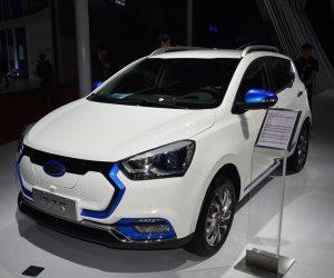 جاك تعرض سيارة كهربية جديدة باسم IEV7E