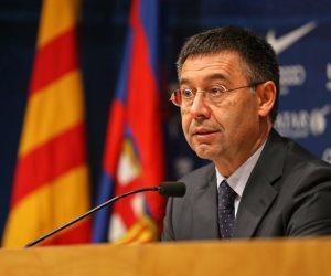 جماهير برشلونة تقلب الطاولة علي «بارتوميو» وتطالب باستقالتة (صور)