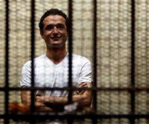 بالوثائق.. لماذا عاقبت محكمة الجنايات «أحمد دومة» بالسجن 15 سنة؟
