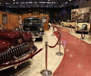 متحف المركبات الملكية.. قصة إسطبل تحول لمبنى أثري