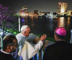 رمز عالمي للتسامح وتعزيز الإخوة الإنسانية.. قادة الإمارات يرحبون بزيارة البابا فرانسيس