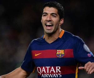 دوري الابطال..سواريز يسجل الهدف الأول لبرشلونة في مرمي سبورتنج لشبونة (فيديو)