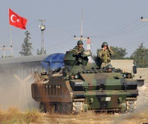 أردوغان يعلن بدء احتلال شمال سوريا.. وواشنطن تهدد بالعقوبات وروسيا غاضبة