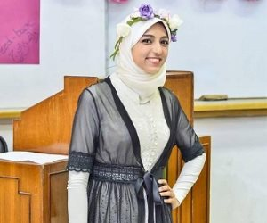 حصلت على 100% في الثانوية وفضلت كلية العلوم.. جهاد أشرف عالمة المستقبل