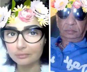 إطلالات النجوم على «السناب شات».. أبرزهم فيفي عبده ومحمد السبكي
