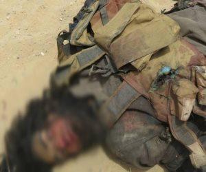 الصور الأولى لمقتل 4 إرهابيين فى هجوم على مركز أمنى بالرياض