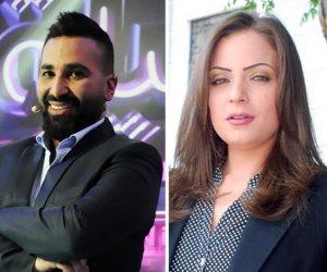 5 دلائل تؤكد زواج سمية الخشاب وأحمد سعد