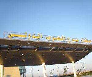 إحباط تهريب طائرة تجسس لإحدى دول الخليج عبر مطار برج العرب