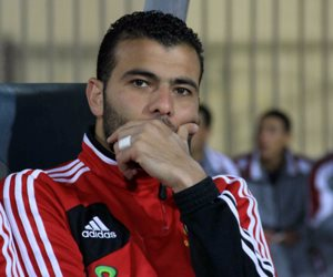 نادر شوقي ينفى انتقال عماد متعب للمقاصة ويؤكد اقترابه من الجونة