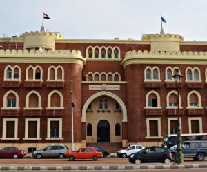 مجلس جامعة الإسكندرية يناقش استعدادت العام الدراسي الجديد