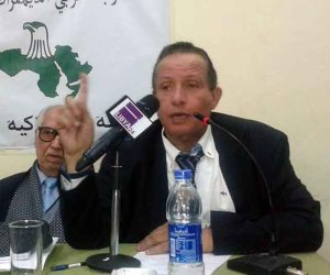 سيد عبدالغني: بدء تشكيل الجبهة الوطنية لمحاربة الإرهاب من الأحزاب والقوى الوطنية