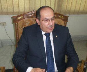 محافظ سوهاج يهنئ الرئيس والشعب المصرى في ذكري العاشر من رمضان