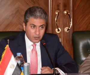 وزير الطيران المدني يبحث ترتيبات المؤتمر الإقليمي لأمن الطيران بأفريقيا