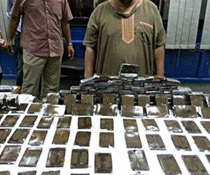 ضبط مخدرات وأسلحة نارية بحوزة 3 متهمين في التل الكبير بالإسماعيلية