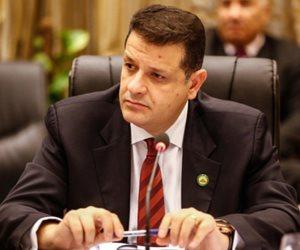تعرف على أبرز مقترحات رئيس لجنة أفريقيا بالبرلمان بعد توليه منصبه