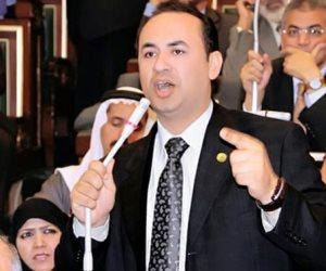 النائب أحمد رفعت: البرادعي أسوأ شخصية في التاريخ وغير متزن