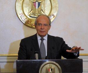 «الطبل والمزمار البلدي» في استقبال وزير التنمية المحلية بحي الأسمرات