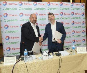 «توتال» و«كريم» ينظمان حملة توعية بالسلامة على الطريق في مصر