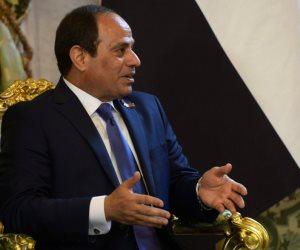 «الصحف القومية» ترند على تويتر بعد لقاء رؤساء التحرير مع الرئيس