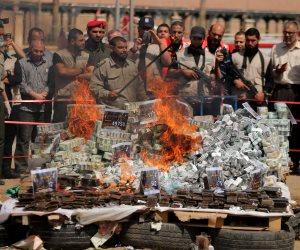 عاجل.. حماس تصدر حكما بالإعدام على تاجر مخدرات (صور)
