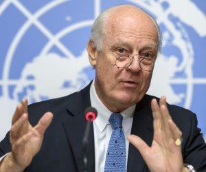 الثلاثاء.. انطلاق الجولة 8 للمفاوضات السورية بمشاركة وفد موحد للمعارضة في جنيف