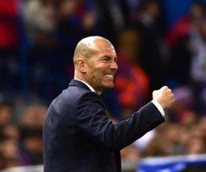 زين الدين زيدان يخطر إدارة ريال مدريد بالرحيل