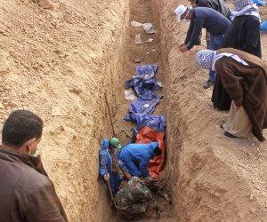 العثور على 4 مقابر جماعية فى بنغازى