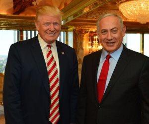 مسيرات غاضبة فى الضفة الغربية تنديدا بخطة السلام الأمريكية