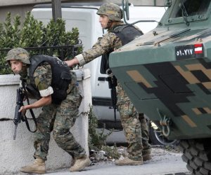 """الجيش اللبنانى يضبط عدد من السوريين بـ""""شبعا"""" لانتمائهم إلى تنظيم جبهة النصرة الإرهابي"""