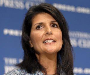 أمريكا: سندعو مجلس الأمن لاجتماع عاجل لبحث تطورات المظاهرات بإيران