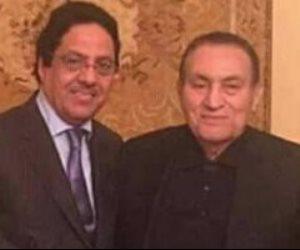 شاهد.. أول صورة لمبارك مع صديقه نائب رئيس البرلمان الكويتي