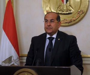 محافظ سوهاج ينعى شهداء الشرطة في كمين أبو صير الأمني في الجيزة
