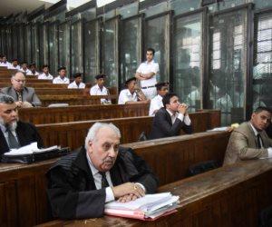 """غدا.. محاكمة 32 متهما بخلية """"ميكروباص حلوان"""""""