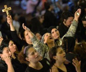 اليوم.. بدء احتفالات مولد العذراء في جبل درنكة بأسيوط