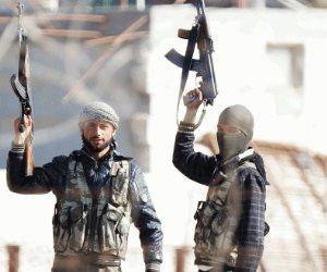 مقاتلو المعارضة السورية يرفضون تسليم مواقعهم فى البادية لقوات النظام